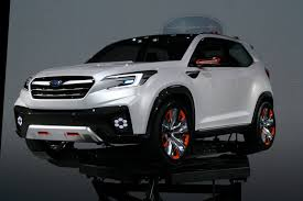 subaru viziv 7 suv subaru car models with old and new design