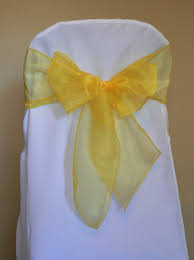 yellow chair covers salt lake chair covers chair cover rental purely linens