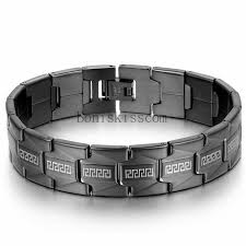 mens black steel bracelet images 70 best men stainless steel bracelet images jpg