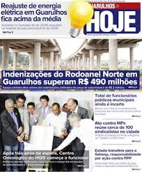 qual reajuste dos servidores publicos de guarulhos para 2016 guarulhos hoje 1703 by jornal guarulhos hoje issuu