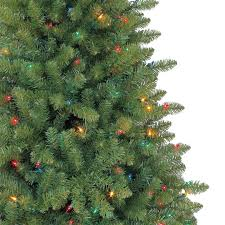 pre lit christmas trees exclusive pre lit christmas tree multicolor lights multi color