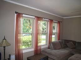 beautiful curtains for large windows ideas big window curtain ideas classy 25 best large window curtains