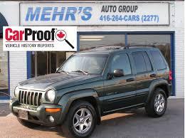 crashed jeep liberty 2003 jeep liberty ltd green mehr u0027s auto group youtube