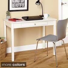 white desks u0026 computer tables shop the best deals for oct 2017