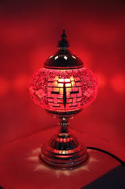 Mosaic Table Lamp Turkish Handmade Mosaic Table Lamp Chandelier Turkish Lamps