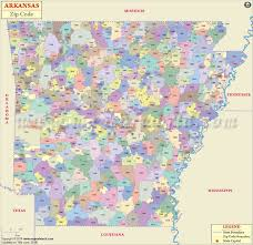 of arkansas cus map arkansas zip code map arkansas postal code