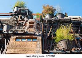 Treehouse Europe - europe italy piemonte torino modern architecture via chiabrera the
