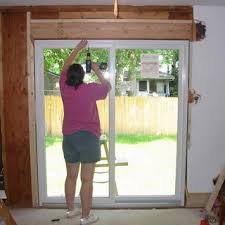 Removing Sliding Patio Door Replace Door Peytonmeyer Net