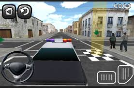 free 3d police car parking android apps on google play