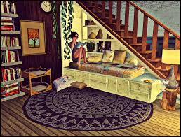cute and cozy interior by simmysimsam for the sims 3 i love the