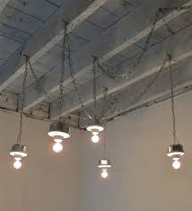 Hanging Ceiling Lights Ideas Easy Diy Galvanized Light Fixtures Home Lighting Insight