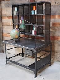 meuble de metier industriel meuble mobilier decoration industriel atelier