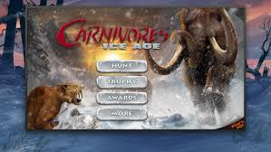 carnivores ice age android apps google play