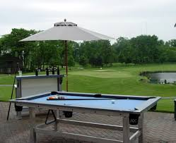 Outdoor Pool Tables by Outdoor Pool Table Amazing On Ideas Plus For Latest Tables 9