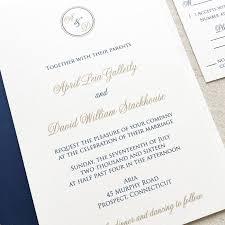 Monogram Wedding Invitations Best Elegant Monogram Wedding Invitations Pictures Images For