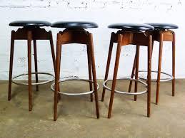 bar stools simple back modern counter stools with backs vintage