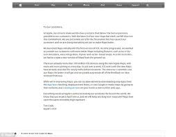 apple admits they don u0027t have u0027the most powerful mapping service