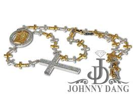 custom rosary welcome to johnny dang