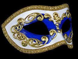 blue masquerade masks occhi masquerade masks blue
