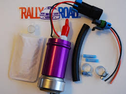 Fuel System E36 Walbro 485 Lph Fuel With E36 Install Kit Rallyroad