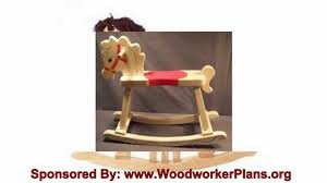 Childs Rocking Chair Plans Ideas Wooden Rocking Horse Plans U0026 Rocking Horse Ideas Youtube