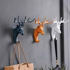 deer home decor deer wall hook