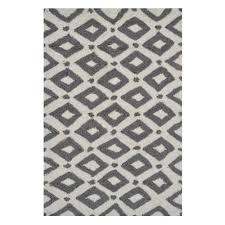 White And Gray Rugs Home Decorators Collection Amador Gray 7 Ft 8 In X 10 Ft 1 In