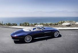 mercedes maybach 6 cabriolet concept the study of a 6 meter