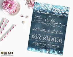 snowflake wedding invitations snowflake wedding invitation set winter wedding invitations