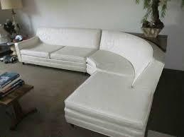 Mid Century Modern Sectional Sofa Vintage Mid Century Modern Curved Sectional Sofa