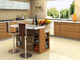 kitchen small kitchen island with seating and 6 stunning narrow