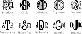 Initial Monogram Fonts Thick Fonts For Logos 295 Free Thick Fonts Fontspace