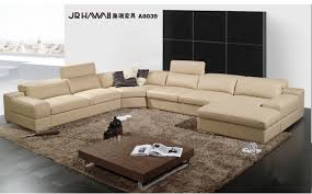 sofa u and rational genuine real leather sofa living room sofa