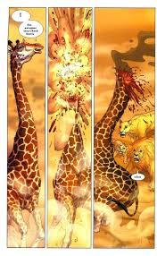 Giraffe Hat Meme - giraffe head explode
