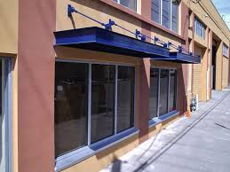 Decorative Metal Awnings Metal Awning Commercial Signage Portland Pike Awning Company