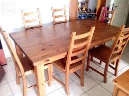 chaises de cuisine en pin ikea cuisine table et chaise table et chaises ikea ikea table et