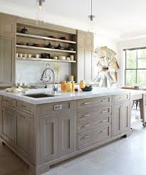 can you stain oak cabinets grey cerused oak kitchens and cabinets kitchen trend