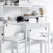 Schreibtisch 2m Lang Regalsystem Von String Im Wohndesign Shop