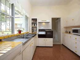 White Wood Bar Stool Kitchen Design Galley Black Glass Countertop White Wood Kitchen