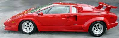 fiero kit car lamborghini lamborghini 25th anniversary countach project by fofa find one
