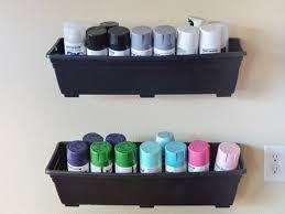 Do It Spray Paint - 35 genius diy ideas for the garage spray paint storage garage