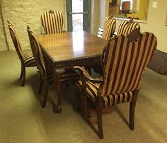 queen anne dining room set pennsylvania house dining room set home design game hay us