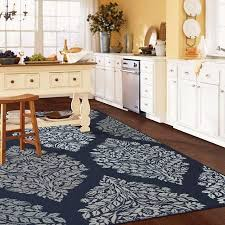 Shop Area Rugs Navy Blue Area Rug 8 10 X Rugs Shop The With 8x10 Prepare