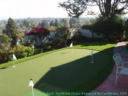 Small Backyard Putting Green Putting Greens Seattle Washington Golf Greens