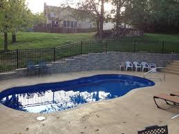 Backyard Pool Cost by How Much Does A Fiberglass Swimming Pool Cost U2014 Amazing Swimming