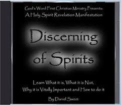 what is discerning of spirits bible lesson by daniel sweet