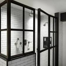 Black Shower Door Photos Hgtv