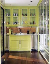 Green Kitchen Cabinets Pink And Green Kitchens The Fab Corner