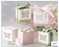 candy favor boxes wholesale wedding favor ideas ribbon weave wedding favor boxes ivory koyal