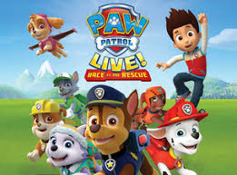 tickets paw patrol live race to the rescue rochester ny at